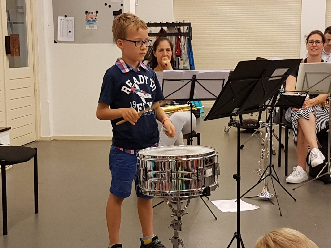 Workshop 'fanfare'